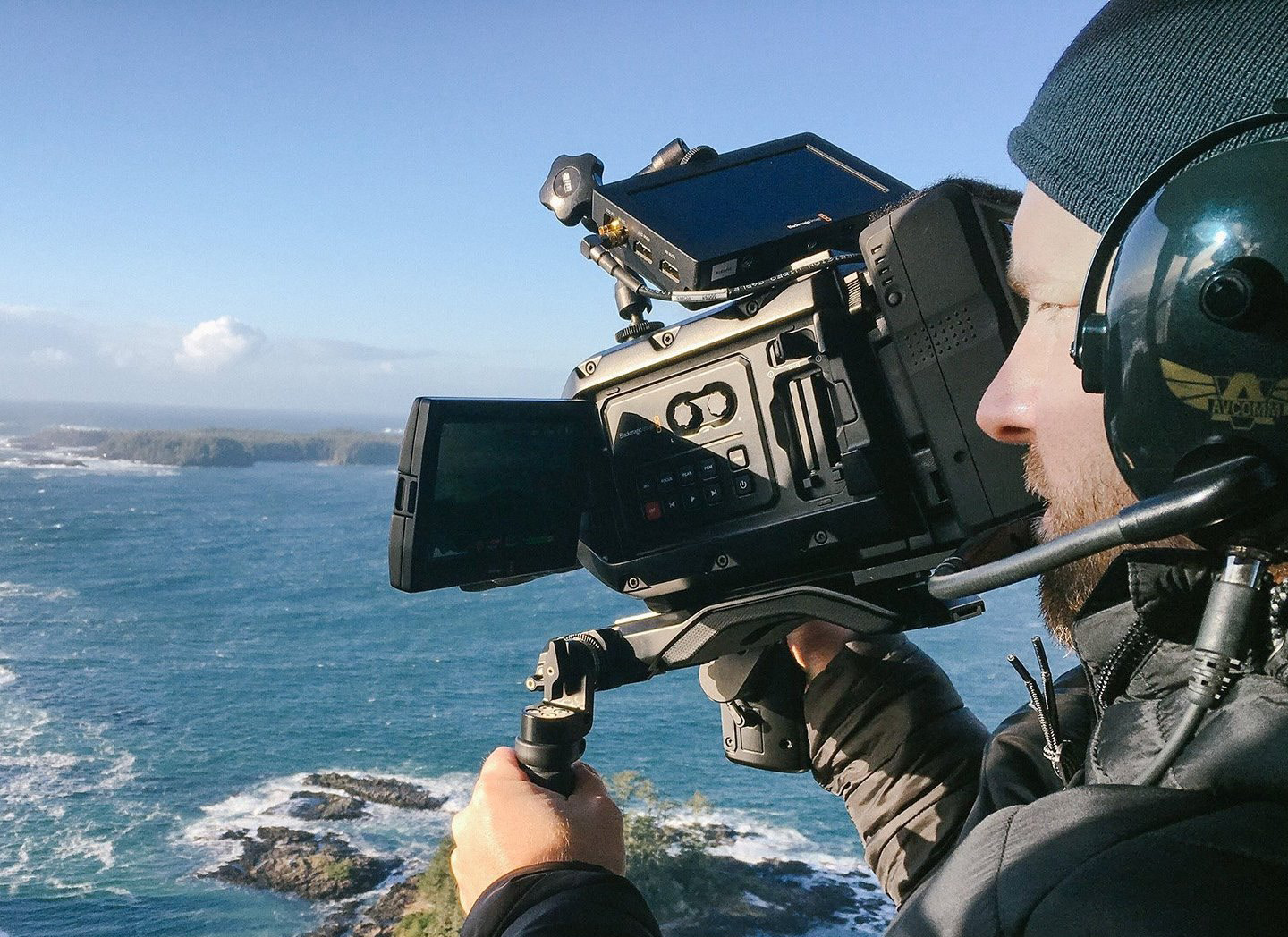 Mark Wyatt - Blackmagic Ursa Mini - Vancouver Video Production