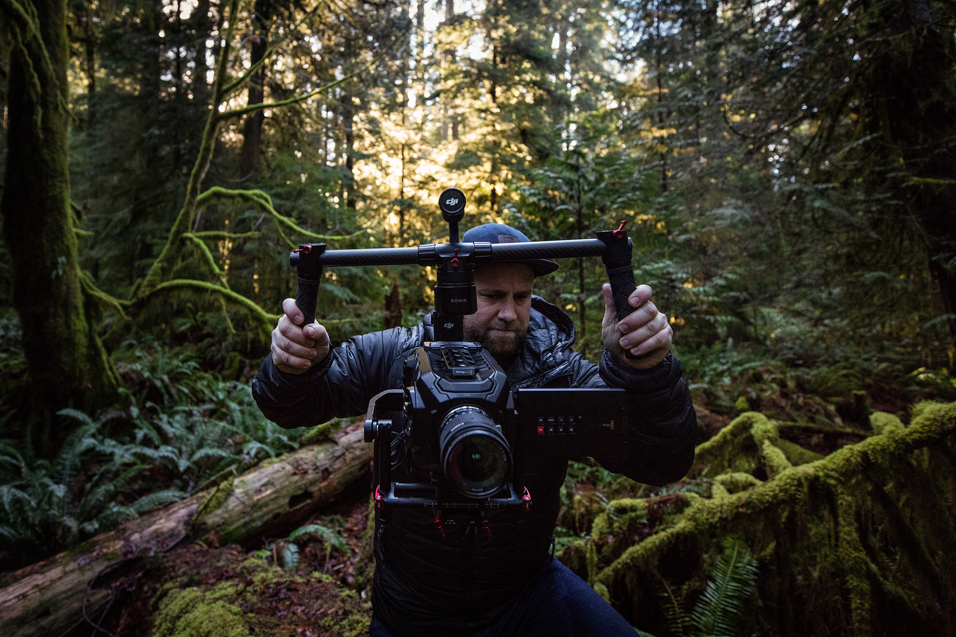 Mark Wyatt - Wyatt Visuals - Vancouver Video Production